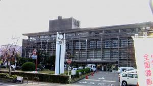 貝塚市役所(事務所隣)写真